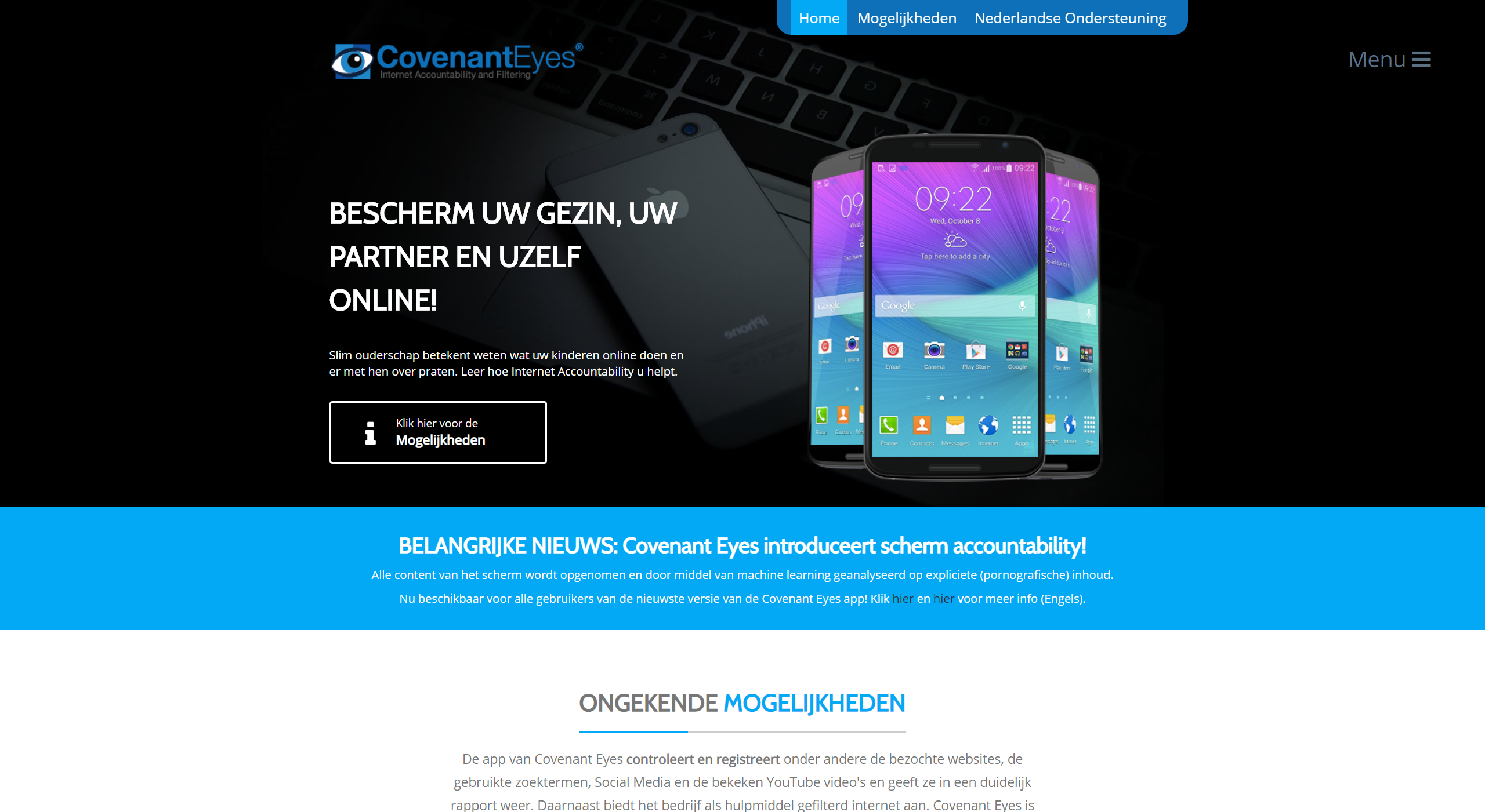 Covenant Eyes Nederland